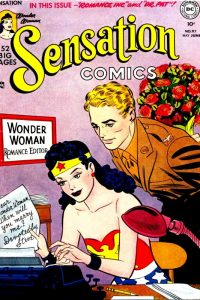 Sensation Comics Volume One issue 97