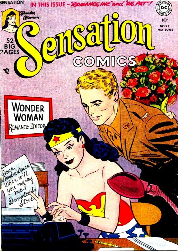 Sensation Comics Volume One issue 97