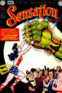 Sensation Comics Volume One issue 99