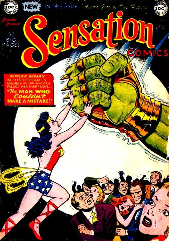 Sensation Comics Volume One issue 99