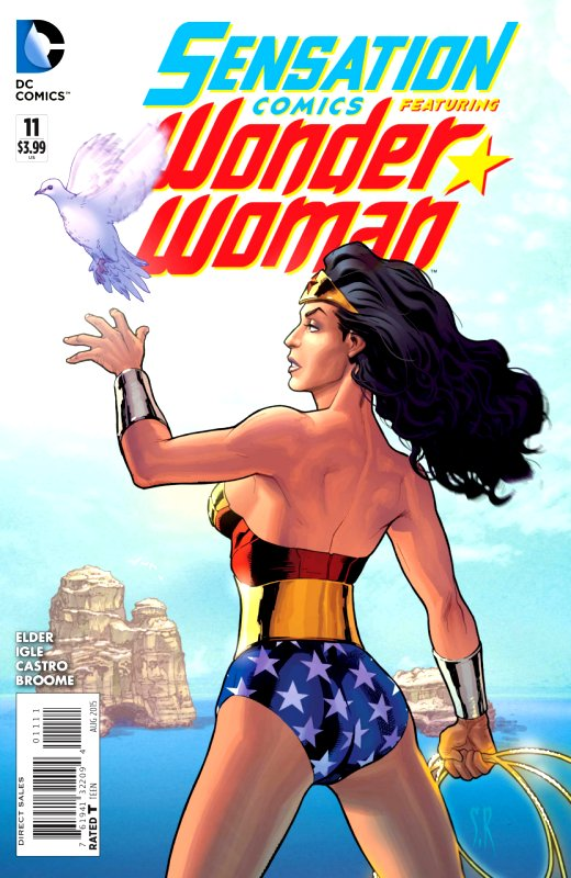 Sensation Comics Volume Two Issue 11