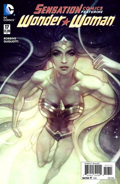 Sensation Comics Volume Two Issue 17