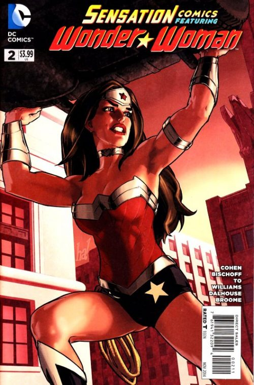 Sensation Comics Volume Two Issue 2