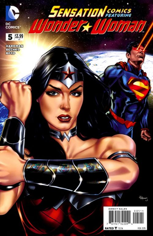 Sensation Comics Volume Two Issue 5