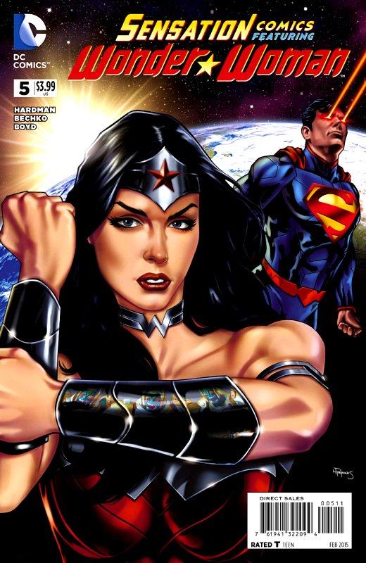 Sensation Comics Volume Two Issue 5