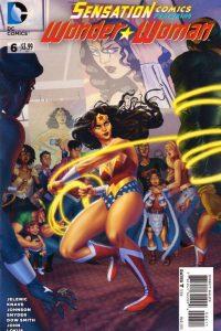 Sensation Comics Volume Two issue 6