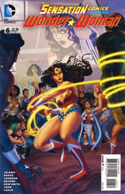 Sensation Comics Volume Two issue 6
