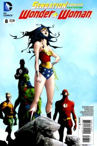 Sensation Comics Volume Two issue 8