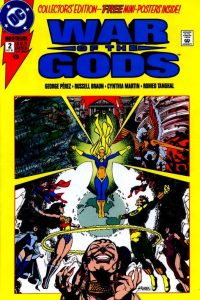 War of the Gods Issue 2
