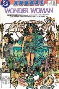 Wonder Woman Annual Volume 2 Issue 1