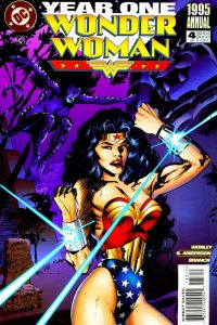 Wonder Woman Annual Volume Two Issue 4