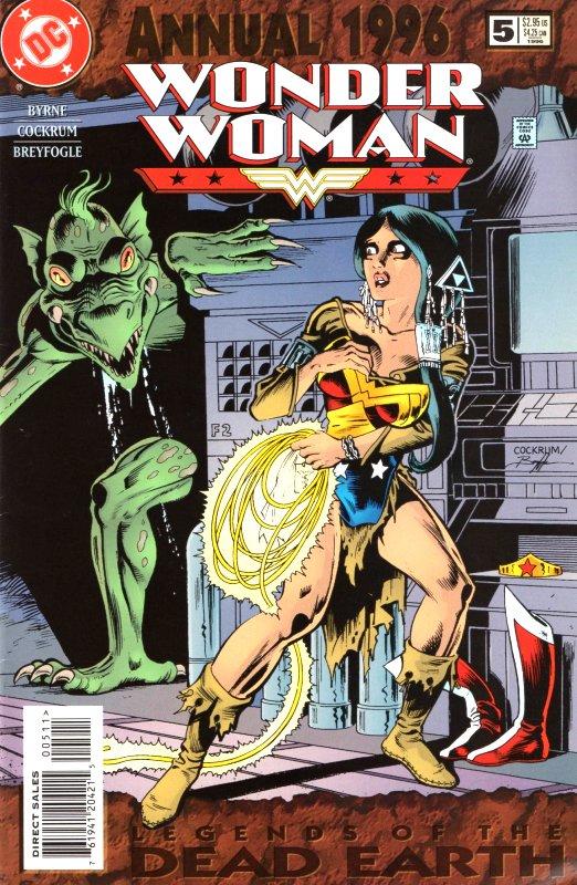 Wonder Woman Annual Volume 2 Issue 5
