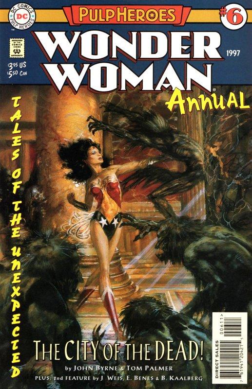 Wonder Woman Volume Two Issue 6