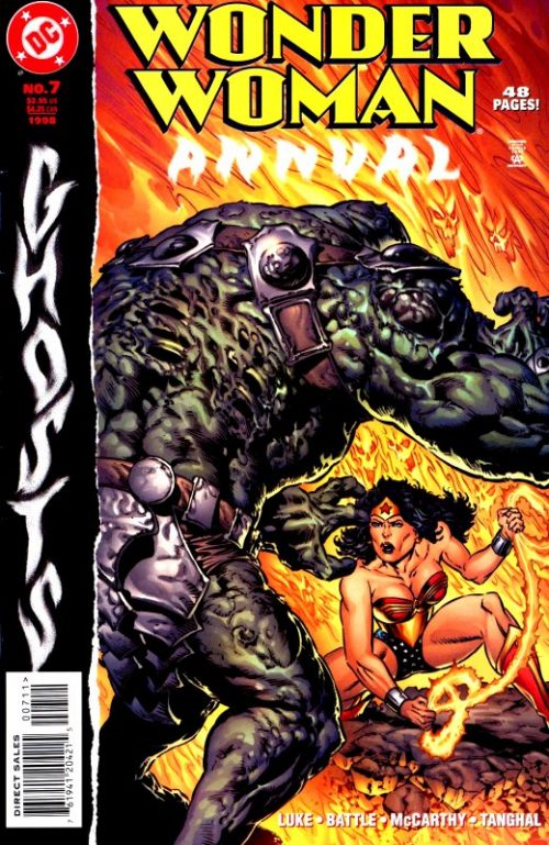 Wonder Woman Annual Volume Two Issue 7