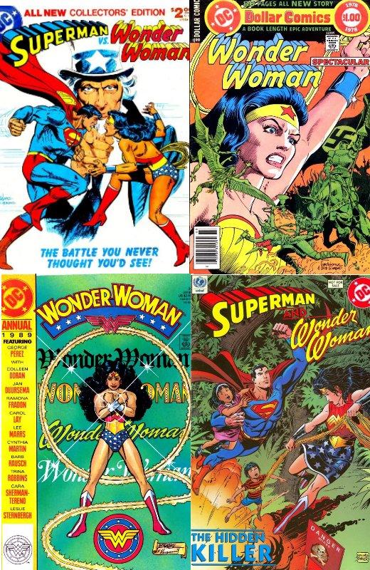 Wonder Woman Miscellaneous
