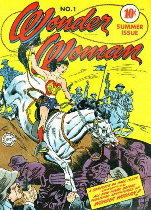 Wonder Woman Volume One Issue 1