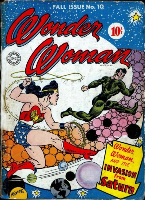 Wonder Woman Volume One Issue 10