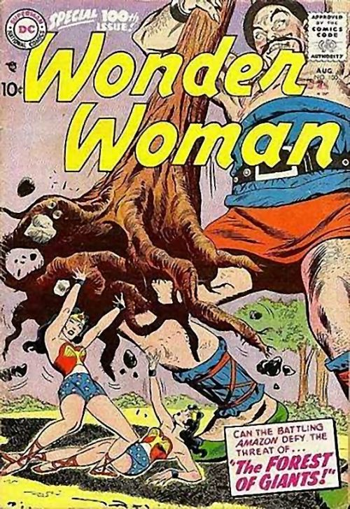Wonder Woman Volume One Issue 100