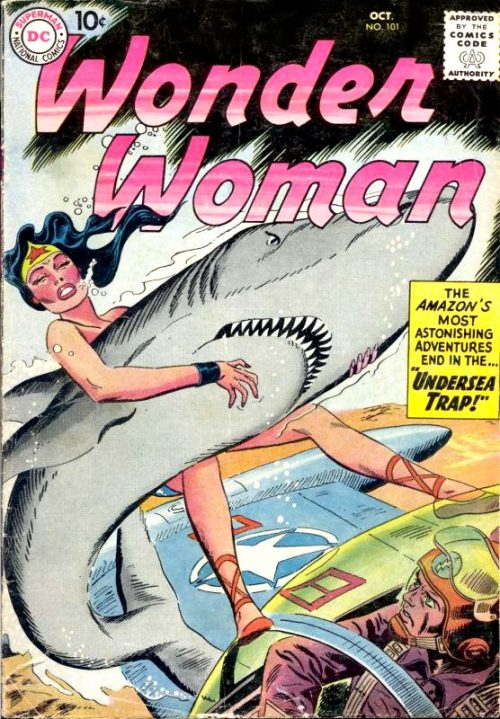 Wonder Woman Volume One Issue 101