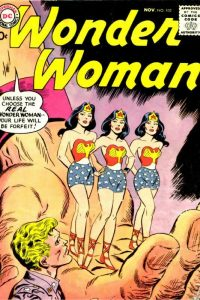 Wonder Woman Volume One Issue 102