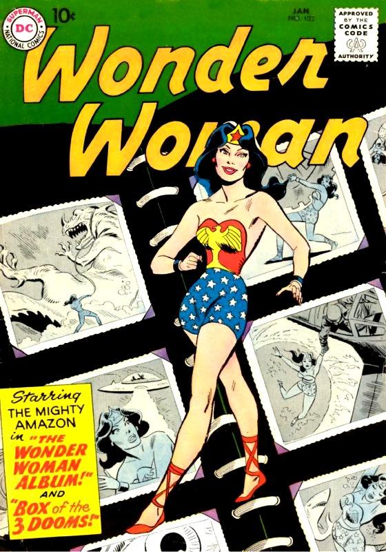 Wonder Woman Volume One Issue 103