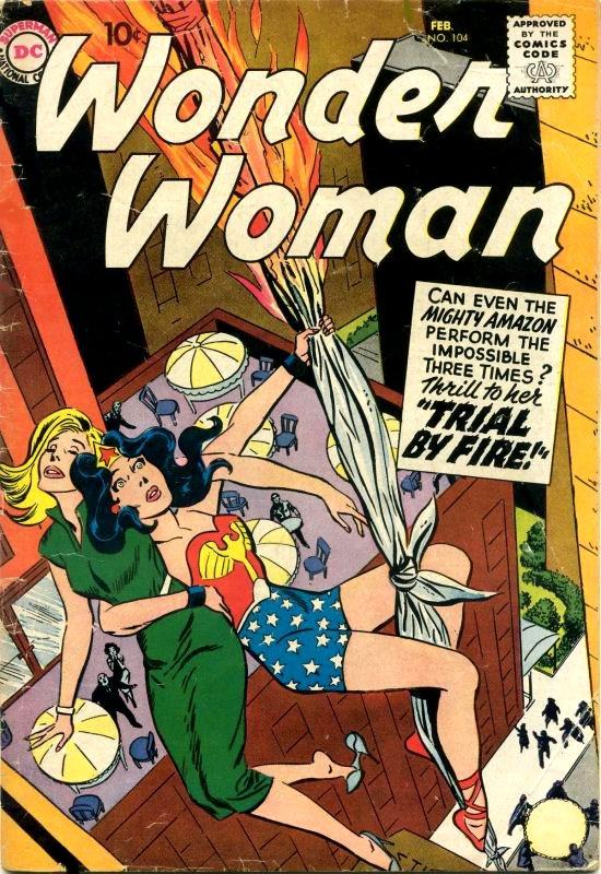 Wonder Woman Volume One Issue 104