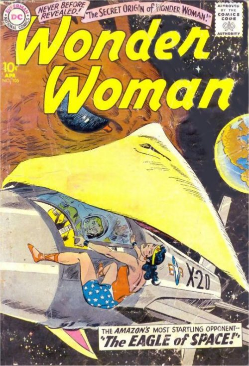 Wonder Woman Volume One Issue 105
