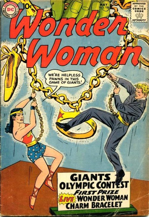 Wonder Woman Volume One Issue 106