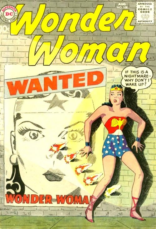 Wonder Woman Volume One Issue 108