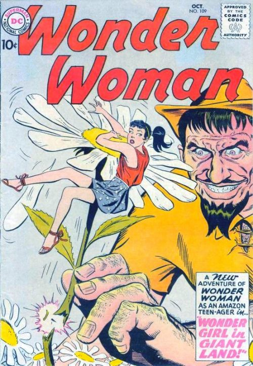 Wonder Woman Volume One Issue 109
