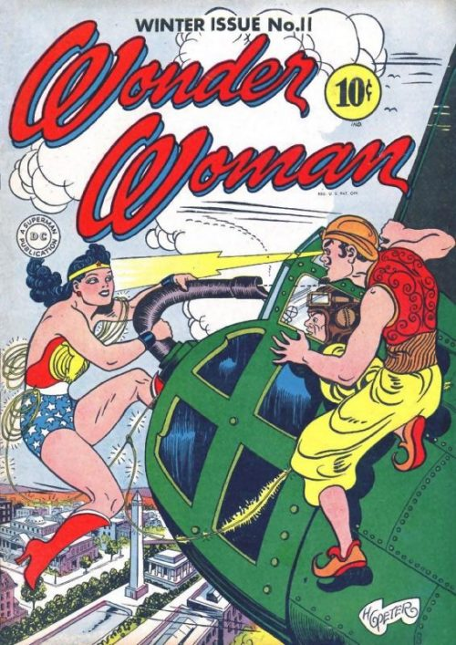 Wonder Woman Volume One Issue 11
