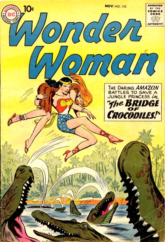 Wonder Woman Volume One Issue 110
