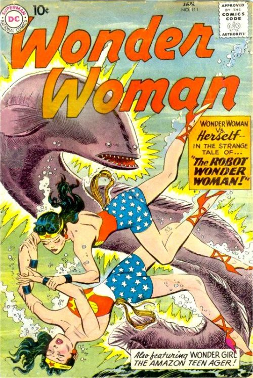 Wonder Woman Volume One Issue 111
