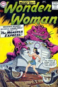 Wonder Woman Volume One Issue 114