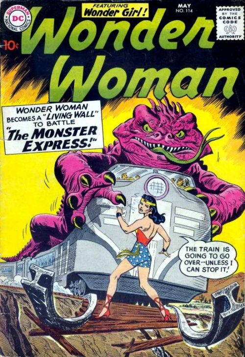 Wonder Woman Volume One Issue 114