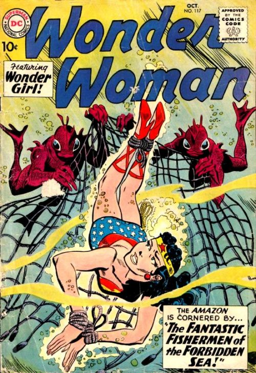 Wonder Woman Volume One Issue 117