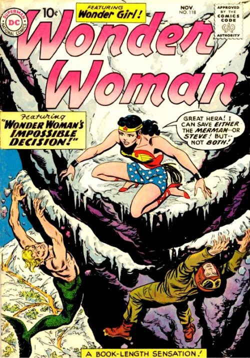 Wonder Woman Volume One Issue 118