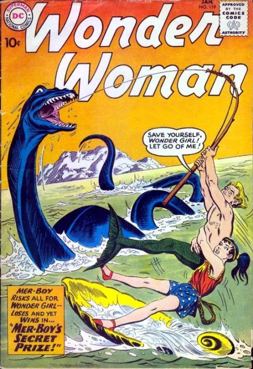 Wonder Woman Volume One issue 119