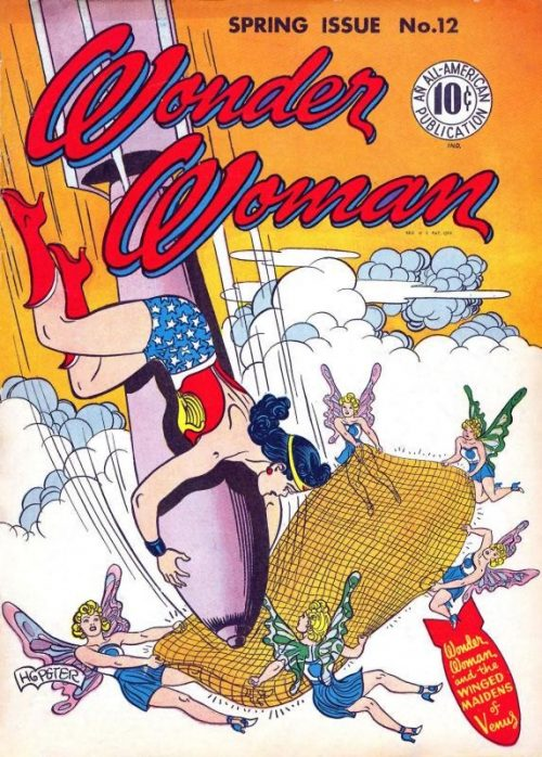 Wonder Woman Volume One Issue 12