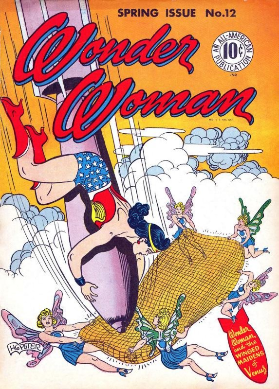 Wonder Woman Volume One Issue 12