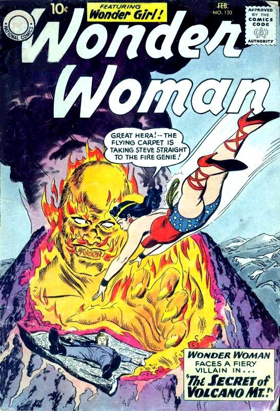 Wonder Woman Volume One Issue 120