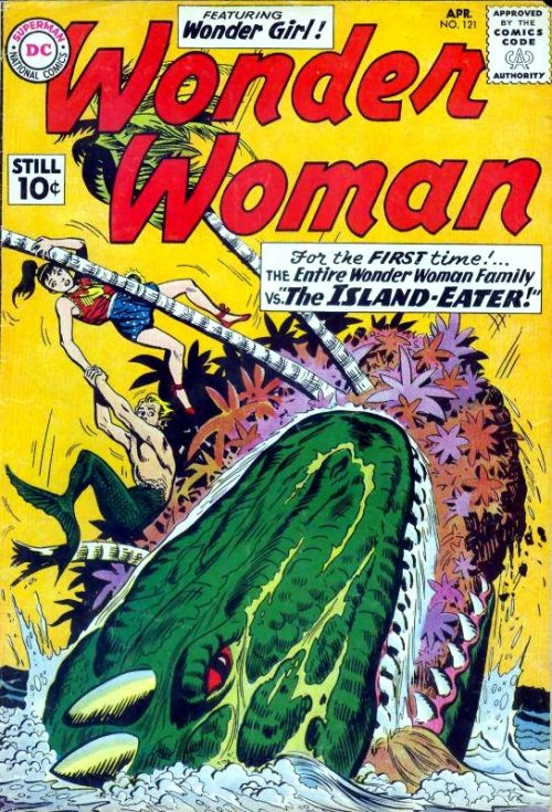 Wonder Woman Volume One Issue 121