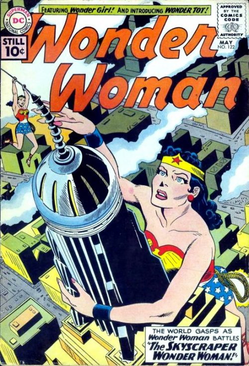 Wonder Woman Volume One Issue 122