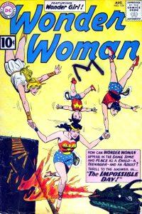Wonder Woman Volume One issue 124
