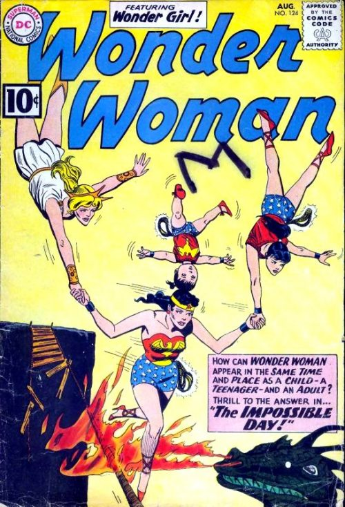 Wonder Woman Volume One issue 124