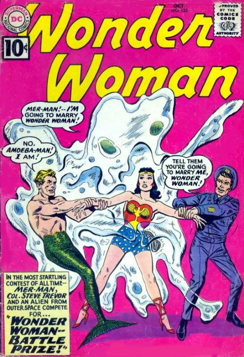 Wonder Woman Volume One issue 125