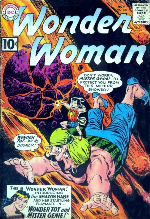 Wonder Woman Volume One 126