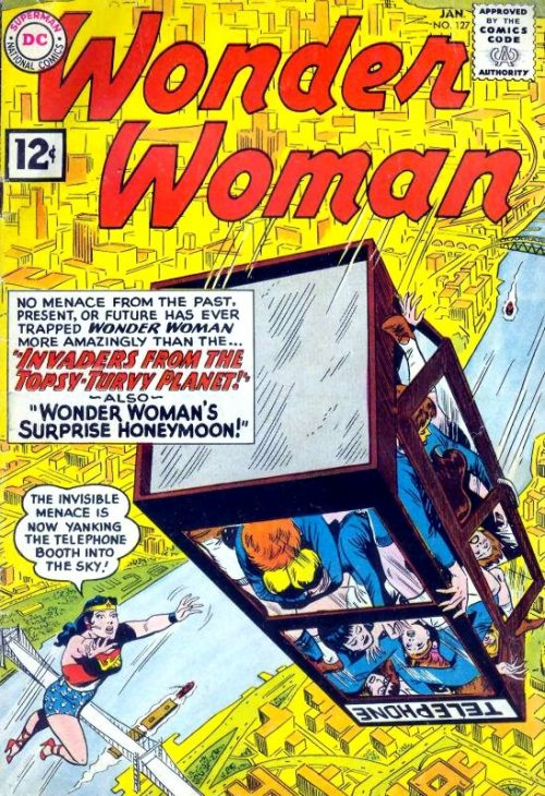 Wonder Woman Volume One issue 127