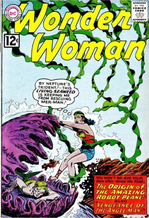 Wonder Woman Volume One Issue 128