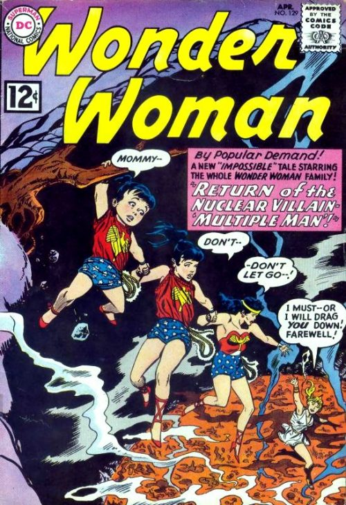 Wonder Woman Volume One Issue 129
